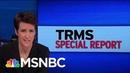 Fmr VP Spiro Agnew Sought Saudi Millions To Fight Zionists: Document | Rachel Maddow | MSNBC