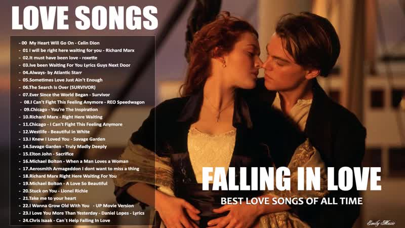 Greatest Love Songs 70s 80s 90s Collection