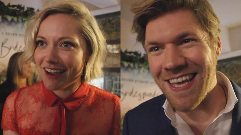 GEORGINA HAIG ALEXANDER ENGLAND ON SECRET BRIDESMAIDS' BUSINESS | SYDNEY