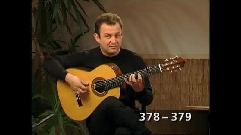 La Guitarra Flamenca de Gerardo Nunez 3 Arpegios