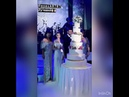 Бердыев, лезгинка Габулова и Смолов на свадьбе Джанаева