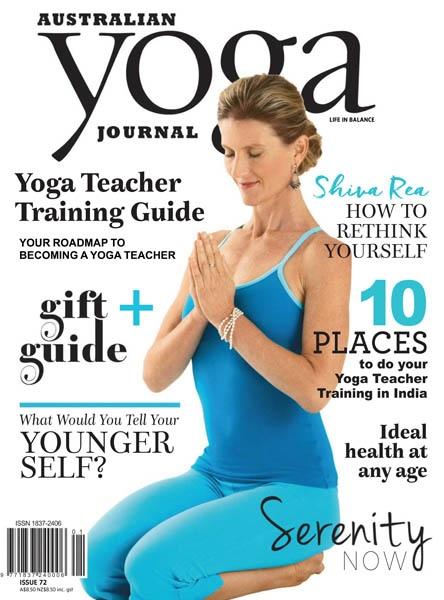 Australian Yoga Journal2019-01-01