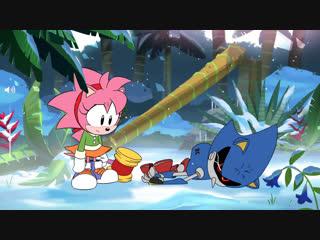 Sonic Mania Adventures - Episode 6  Особый Праздник