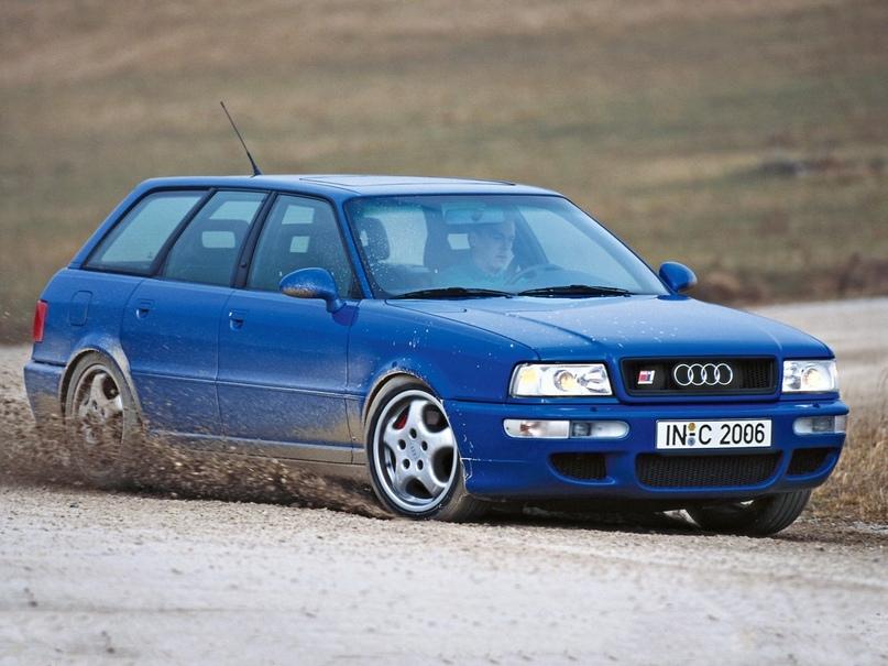1994 Audi Avant RS2 — Авто подарившее жизнь Порше, изображение №5