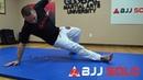 BJJ Solo - Total Body Workout w/ Brazilian Jiu Jitsu Movements Beginner