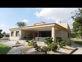 Superbe maison de plain pied à vendre ✅ à Elche / Alicante