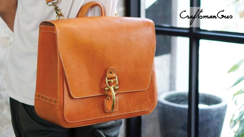 US Mail Bag LeatherAddict EP61