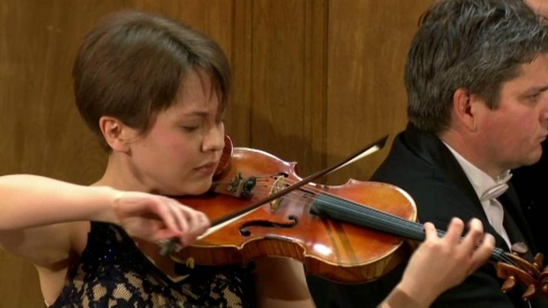 Malina Ciobanu La Campanella by N Paganini
