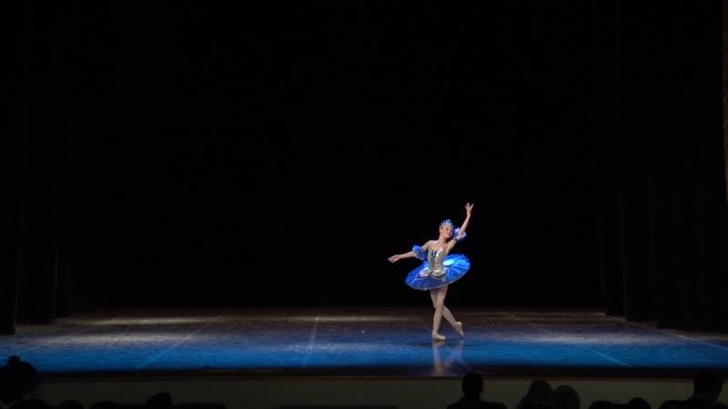 Вариация Армиды из балета Павильон Армиды