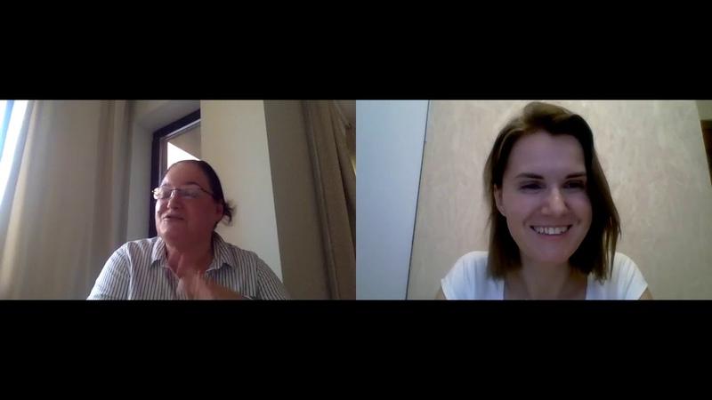 Интервью с Мариной Шейнкман