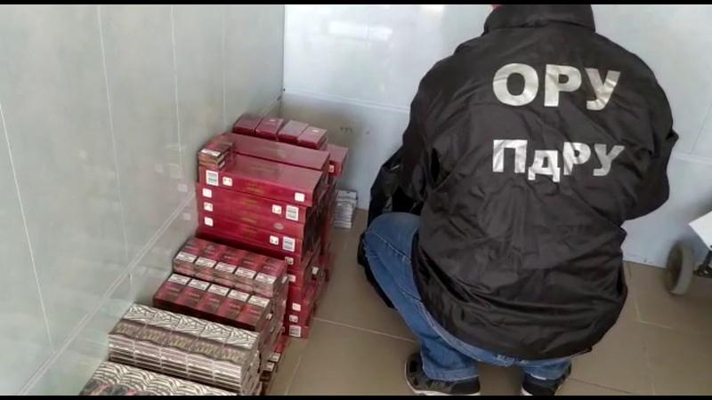 На Одещині та Волині прикордонники виявили майже 30 тисяч пачок сигарет без акцизних марок