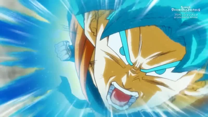 Dragon Boll Super Heroes Goku Blue Vs Hearts Драконий Жемчуг Супер Герой Эпизоды 12 13 Сонгоку Против Хартса Обзор С Коментами