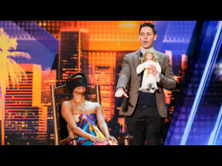 America's Got Talent 2019: Auditions 2 - 14x02 (1080p)
