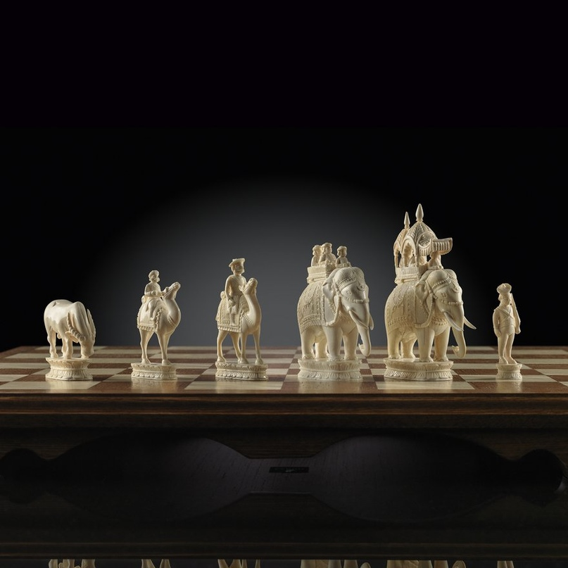 Продвижение шахмат и нард премиум-класса, изображение №5