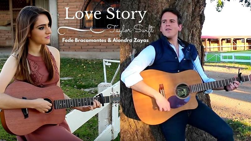 Love Story Taylor Swift Fede Bracamontes Alondra Zayas Cover
