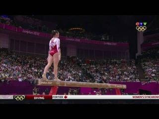 Aliya Mustafina 2012 Olympics TF BB