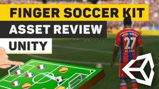 Asset Review: Finger Soccer Game Kit | Unity