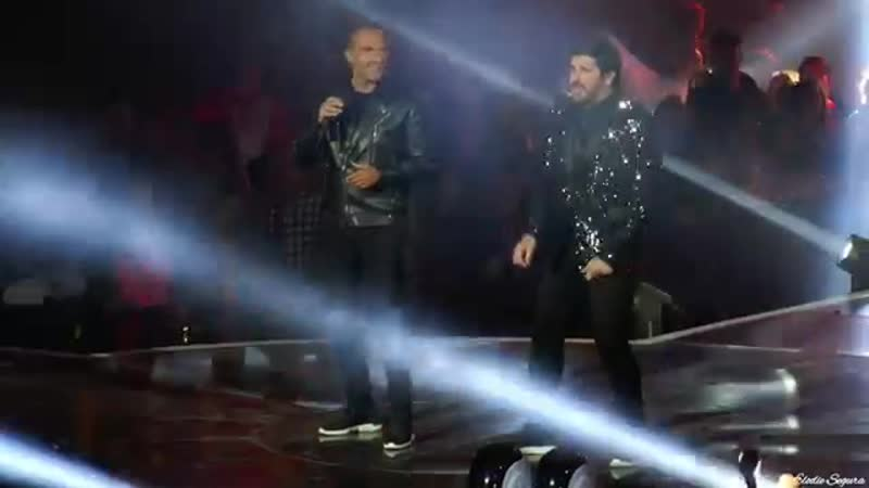 Nikos Aliagas et Patrick Fiori Quand la musique est bonne