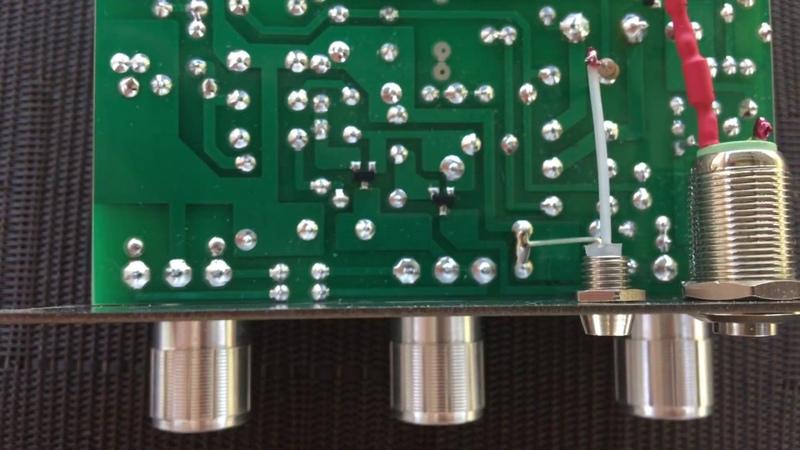 QRM Eliminator X Phase US4LG Фазовый подавитель помех Ч4 Что внутри UR6QW