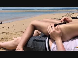 Public sex on the island, cumming in my panties freya stein