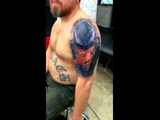 Caroline friedmann- tattoo venom