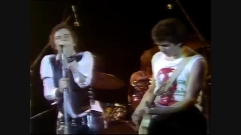 the sex pistols bodies live at winterland in Hollywood