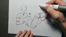 Drawing Art Anatomy Disegno Base 5 Basic drawing 5 solidi Solid Geometry Sub Eng