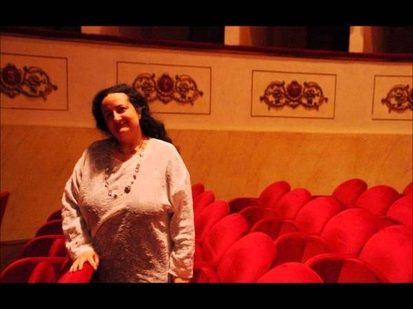 G.Verdi - Non so le tetre immagini(Il Corsaro) - Astrea Amaduzzi, Mattia Peli -Teatro Persiani,2015