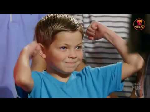 Лучший повар Америки Дети Masterchef Junior 6 сезон 2 серия