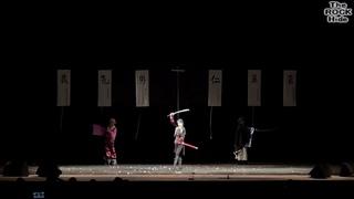 Jiyuu no Tsubasa - Touken Ranbu Групповое Game Дефиле