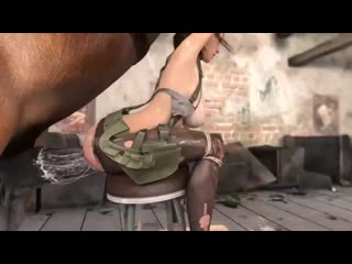 Breaking the quiet 3 animation porn, фистинг, анал, anal, fisting, dildo, horse