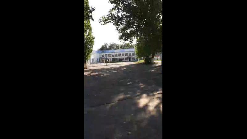 Острогожск. Четвёртая школа