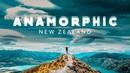 Cinematic New Zealand Epic Anamorphic Lens adventure 4k