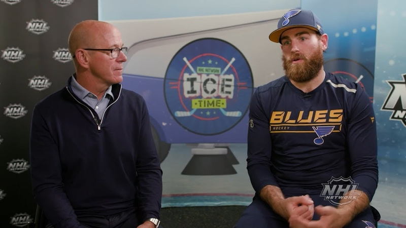 NHL Network Ice Time: Ryan O'Reilly reflects on incredible run to 2019 Stanley Cup title