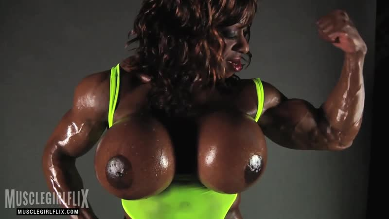 Yvette-bova-muscle-girl-flix-topless-dumbbell-workout-and-bicep-flex-1472557952