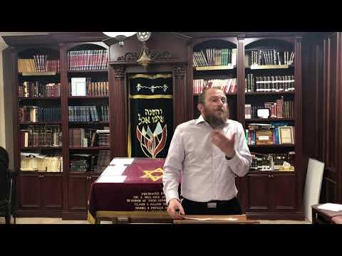 Raw Torah. BeHar 5779. Money