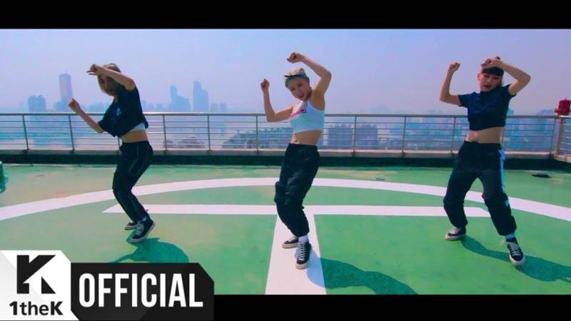 [MV] 3YE(써드아이) _ DMT (Do Ma Thang) (Performance Ver.)