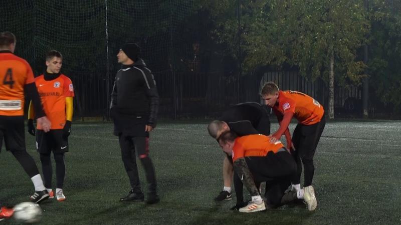 29 09 2019 ЛФЛ СВАО 1 лига 7 тур Deerkalyan 4 1 БД