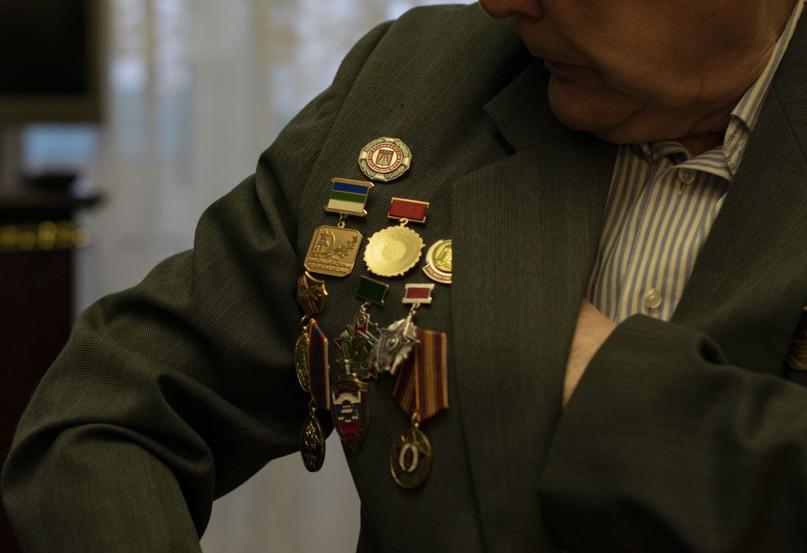 Подполковнику Николаю Середину – 90 лет, изображение №6