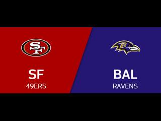 Nfl 2019-2020 / week 13 / san francisco 49ers baltimore ravens / en / live stream