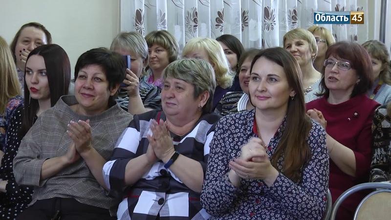 1000 тюльпанов для работниц курганского завода