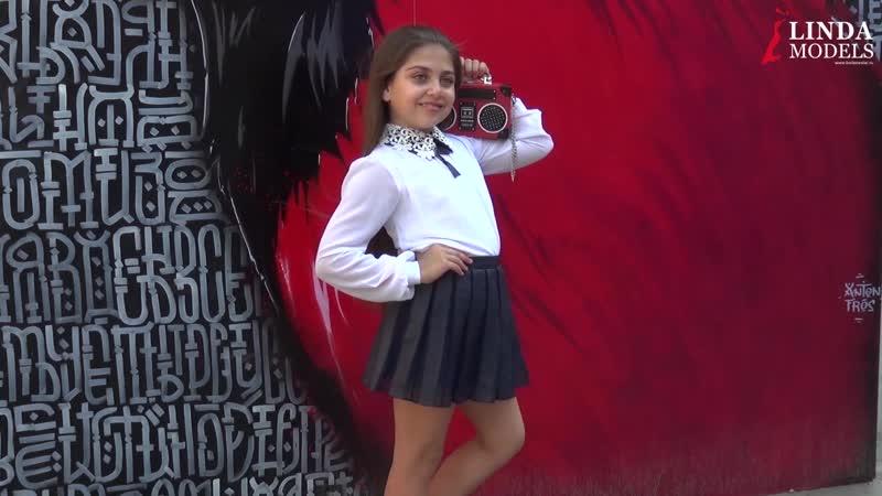 Фотопозирование в школе моделей агентства Linda