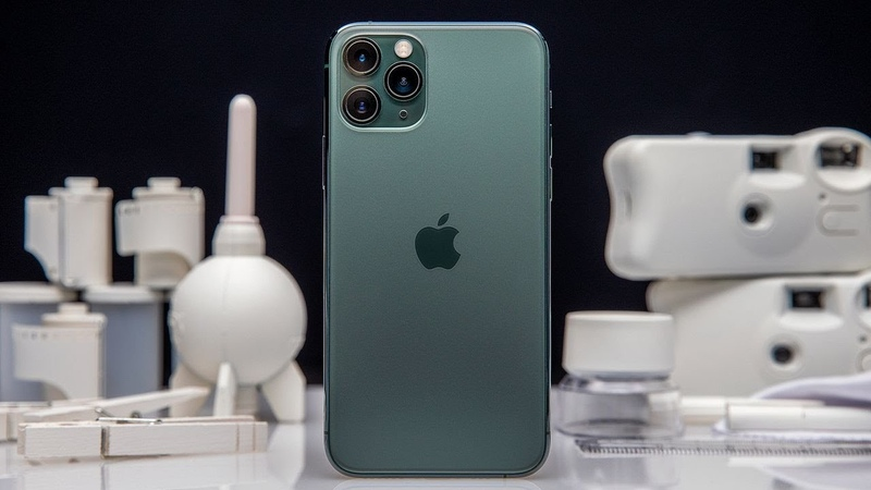 IPhone 11 Pro review the BEST camera on a phone
