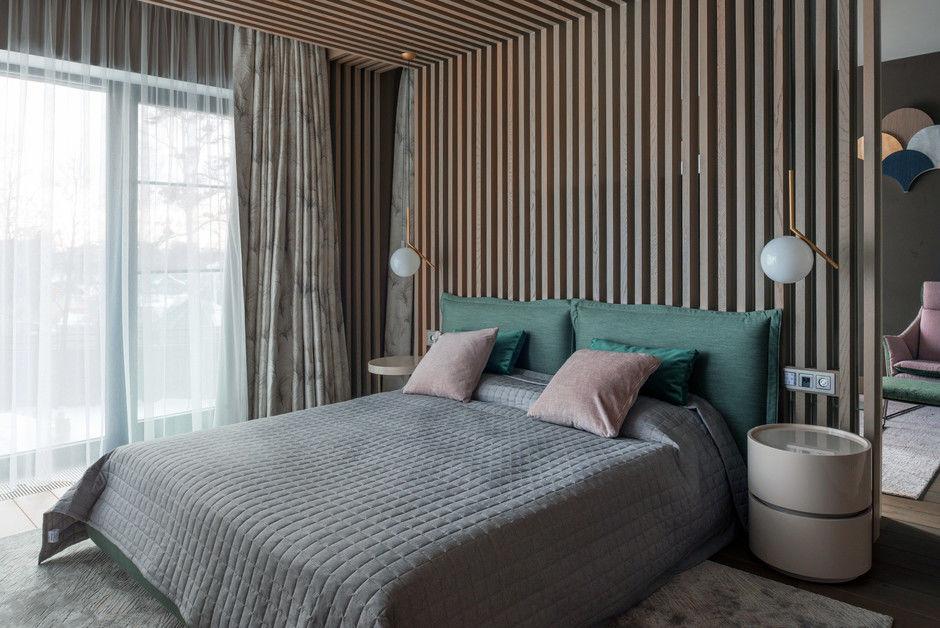Современная квартира 220 м² в Москве от архитекторов из бюро «ДИА» || 02