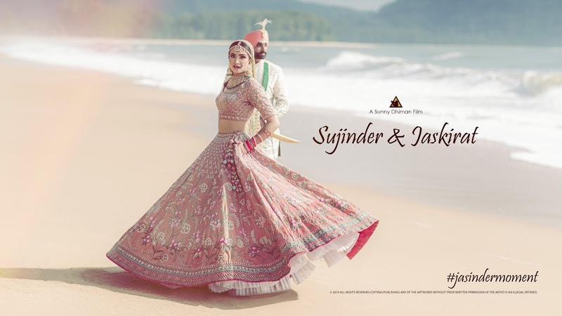 BEST SIKH WEDDING FILM 2019-2020 | JASKIRAT SUJINDER | SUNNY DHIMAN PHOTOGRAPHY | INDIA