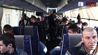 ✔  Житель Латвии закатил скандал из-за русской речи в пассажирском автобусе