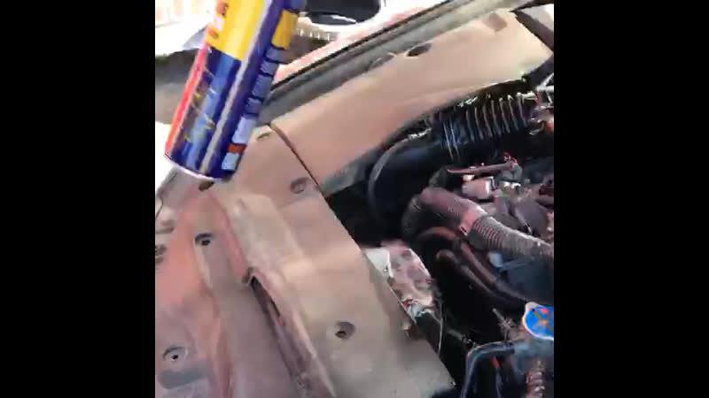 Очиститель двигателя Engine Cleaner Aim-One