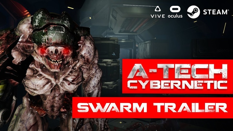 A-Tech Cybernetic - 'Just Stay Alive' Trailer