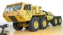 FANTASTIC RC TRUCK M983 HEMTT OSHKOSH 8x8 UNBOXING RC CRAWLER AMEWI 22390 HG P802