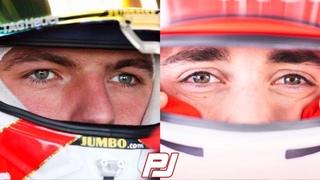 """Max Verstappen vs Charles Leclerc   """"El futuro de la Formula 1"""""""